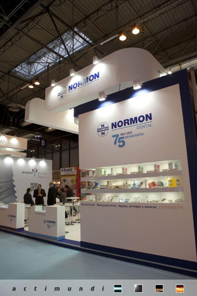 Expodental 2012 - Normon 17