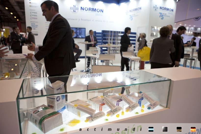 Expodental 2012 - Normon 1