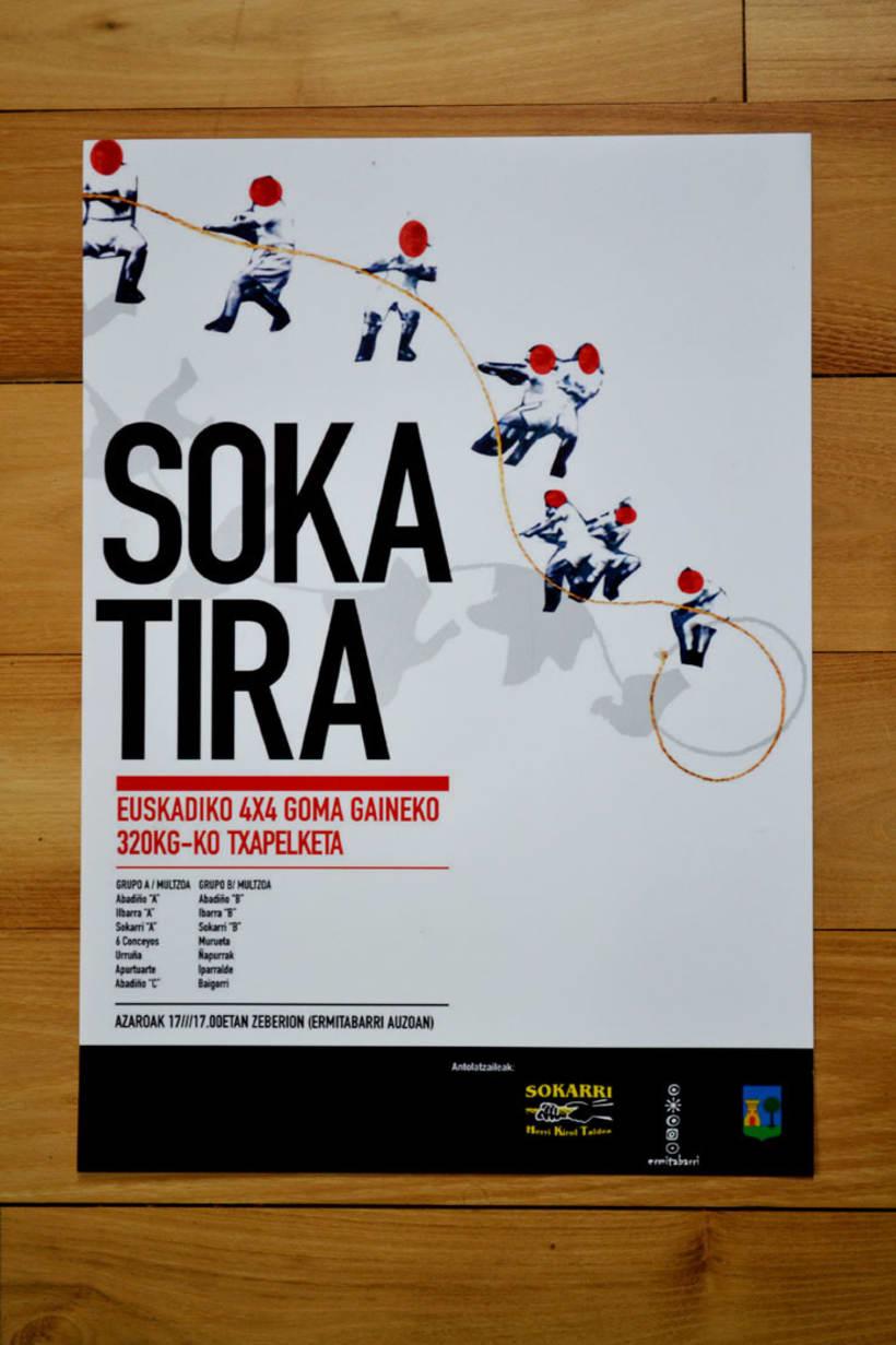 Poster Final de Euskadi de sokatira 2