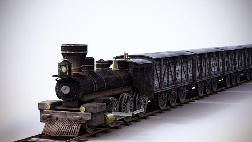 Train Modeling 2