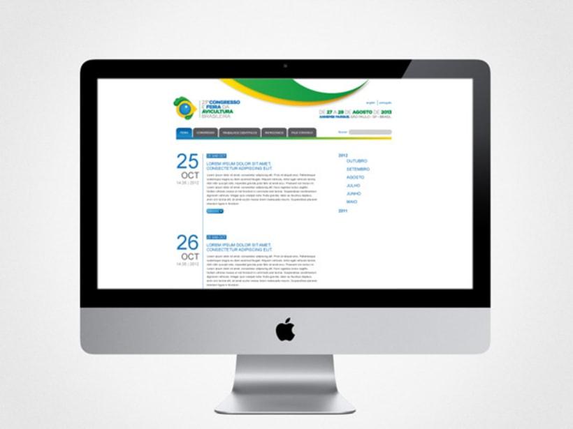 Congresso de Avicultura Brasileira 13