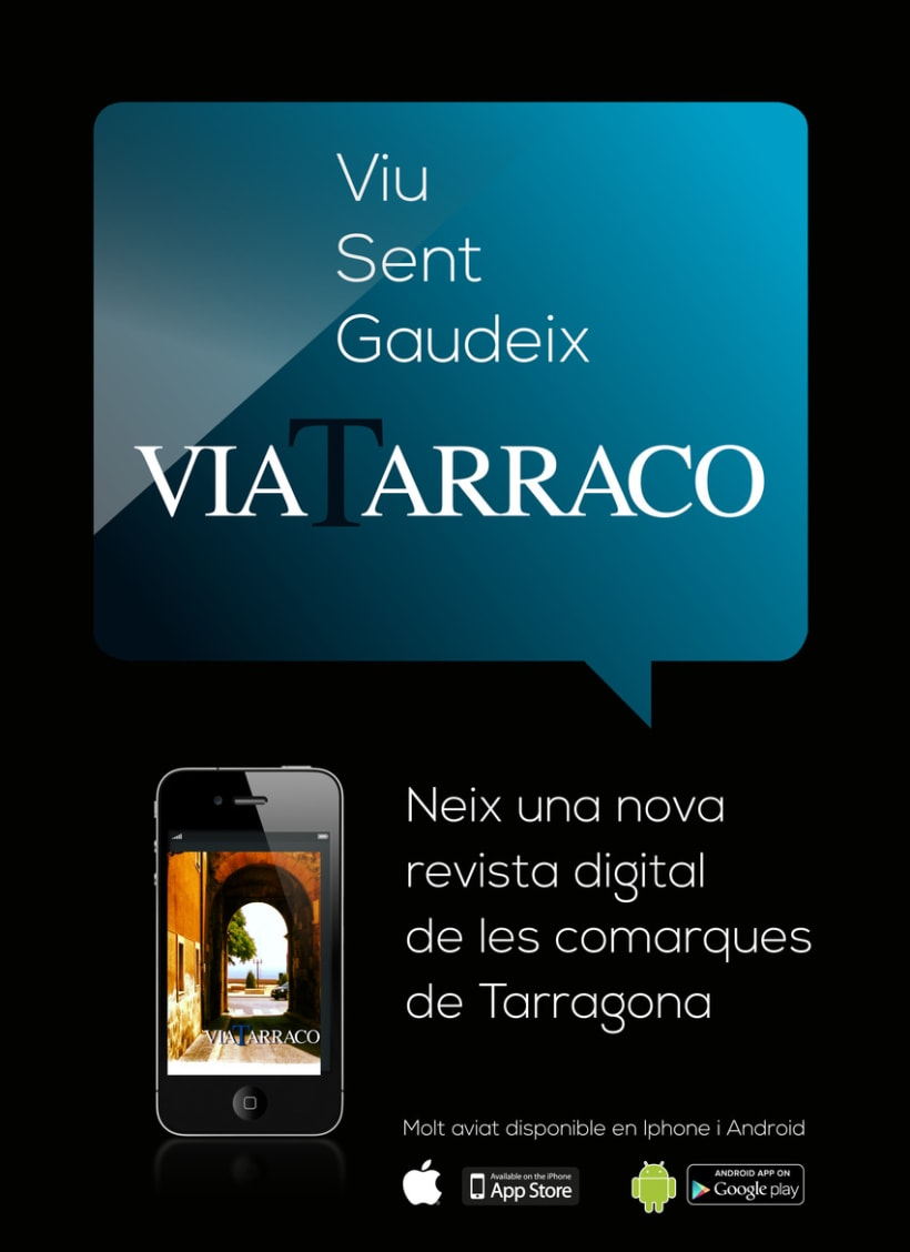 App VIA TARRACO • Magazine digital 3