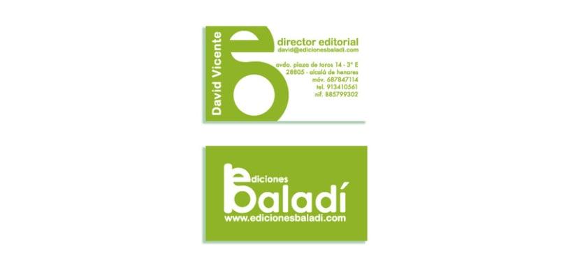 Diseño / Logotipo y Papelería 7