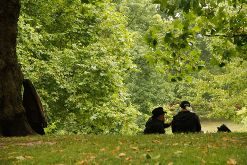 Parks in LoNDoN 9