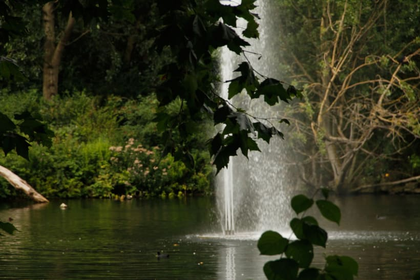 Parks in LoNDoN 3