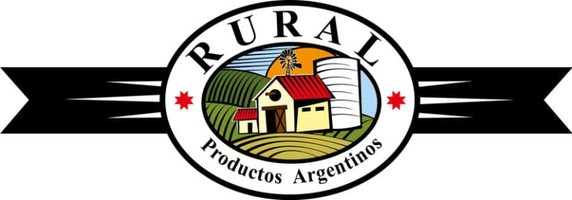 RURAL (Marca blanca • Productos Lácteos y Cárnicos  1
