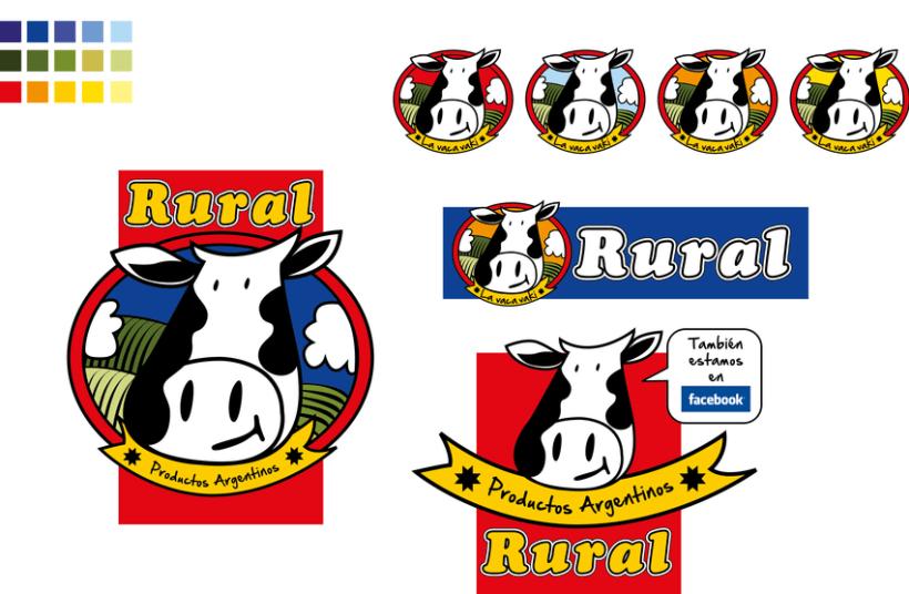 RURAL (Marca blanca • Productos Lácteos y Cárnicos  4