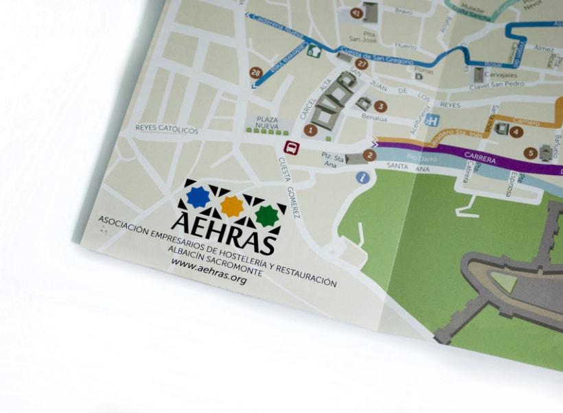 mapa Albaicín 3