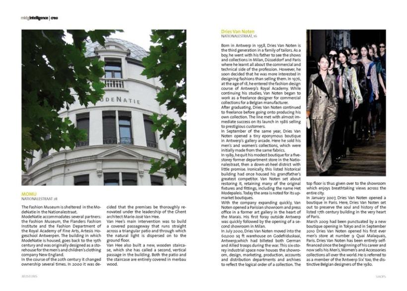 Antwerp Tourist Guide (Belgium) 5