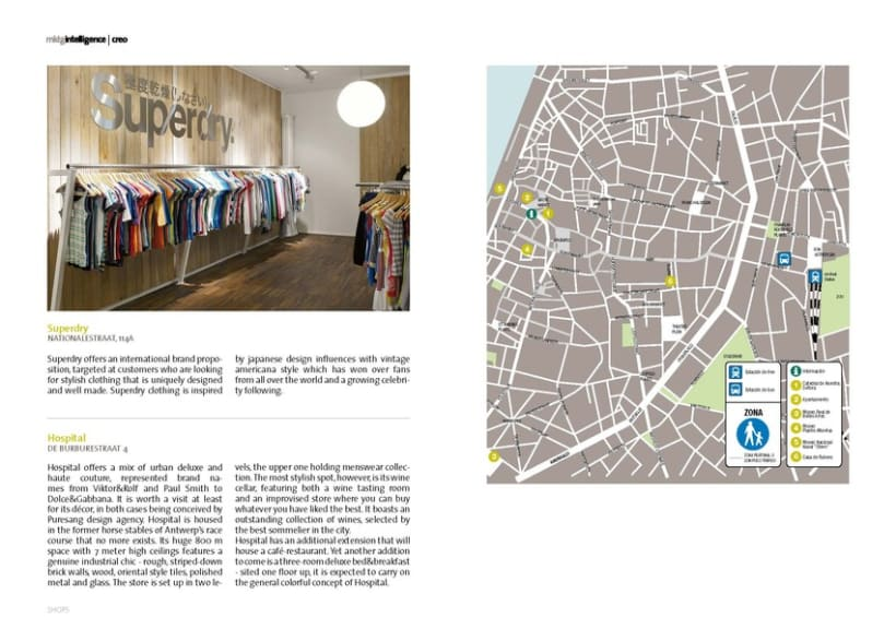 Antwerp Tourist Guide (Belgium) 7