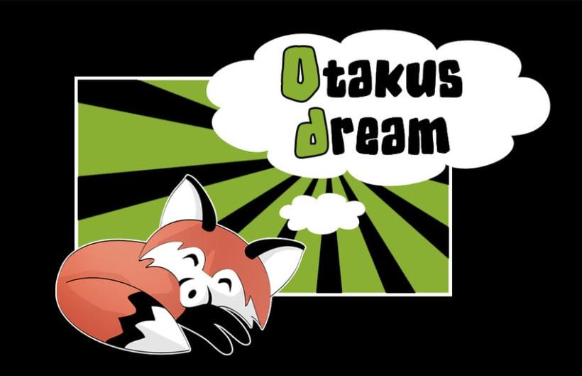OtakusDream Logo 1