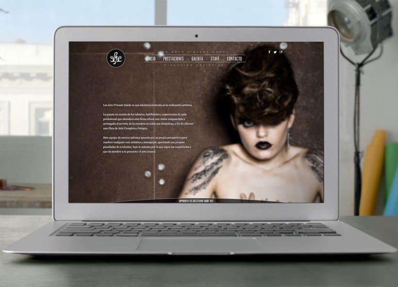 Les Arts d'Avant Garde (2012) 2