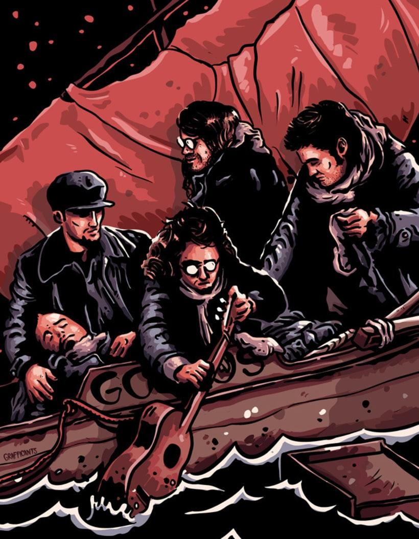 1234 Rock'n'roll Magazine - Portadas Marzo-Septiembre 2012 2