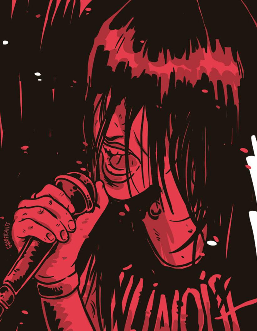 1234 Rock'n'roll Magazine - Portadas Marzo-Septiembre 2012 5