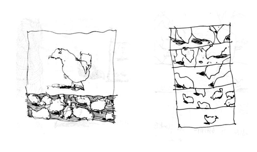 Autorretrato (palomas 0'50'') 1