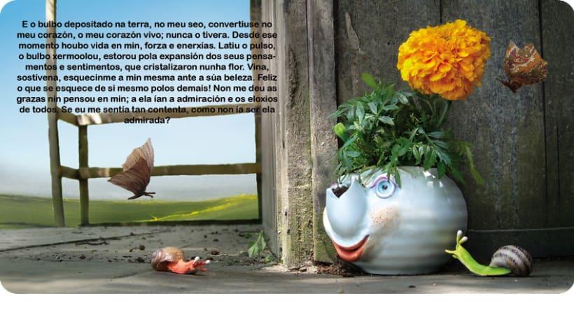 A Teteira, Hans Christian Andersen 8