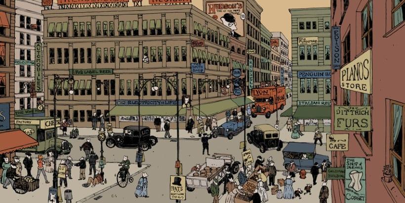La ciudad de los ratones 9