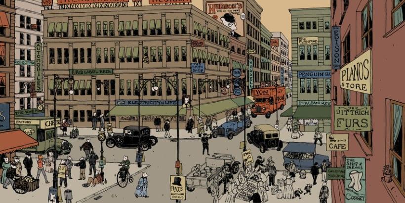 La ciudad de los ratones 8