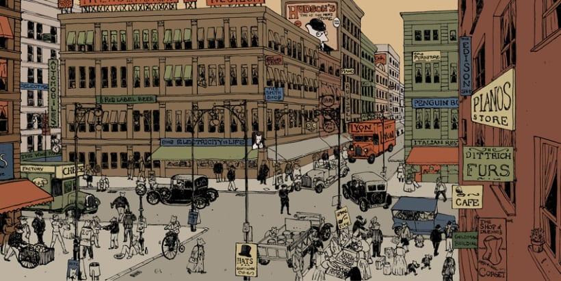 La ciudad de los ratones 7