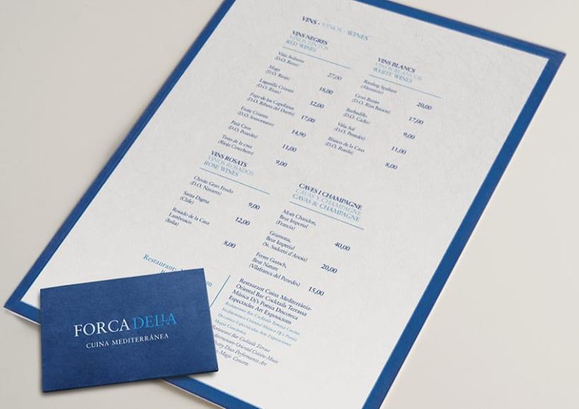 Forcadella identidad + Carta 3