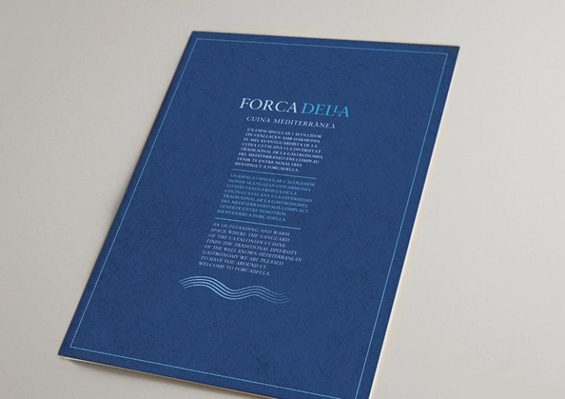 Forcadella identidad + Carta 2