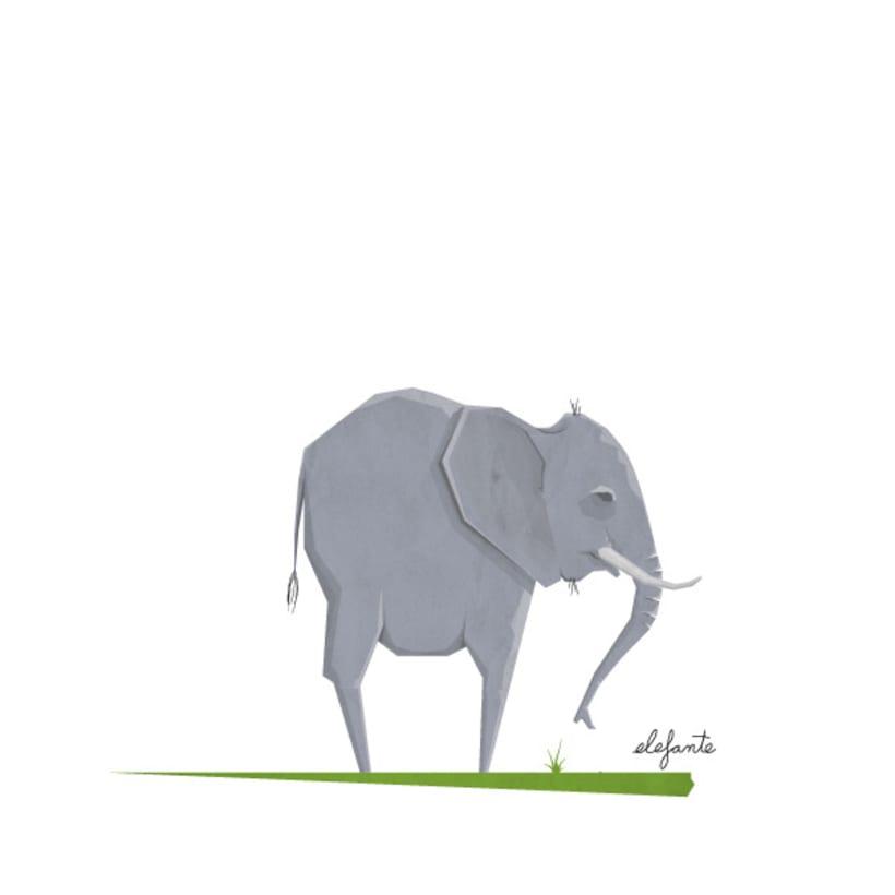 Ilustraciones de animales 1