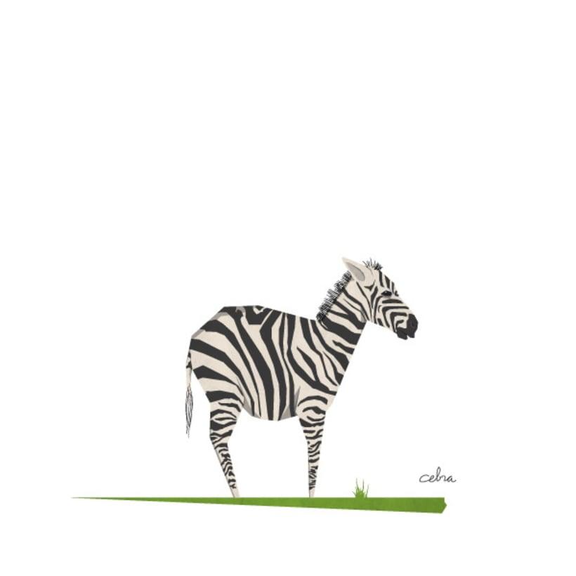 Ilustraciones de animales 2