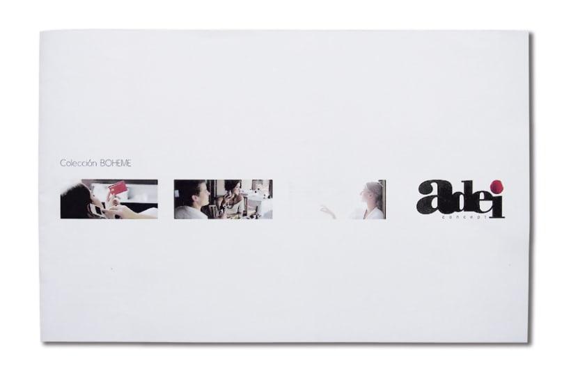 Catálogo Adei Concept 1