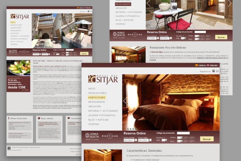 Hotel del Sitjar 2