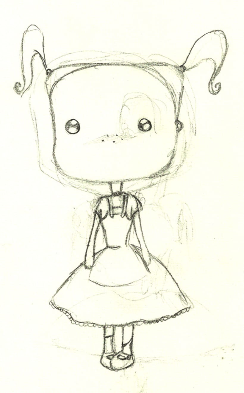 GIRL : CHARACTER DESIGN 2012 11