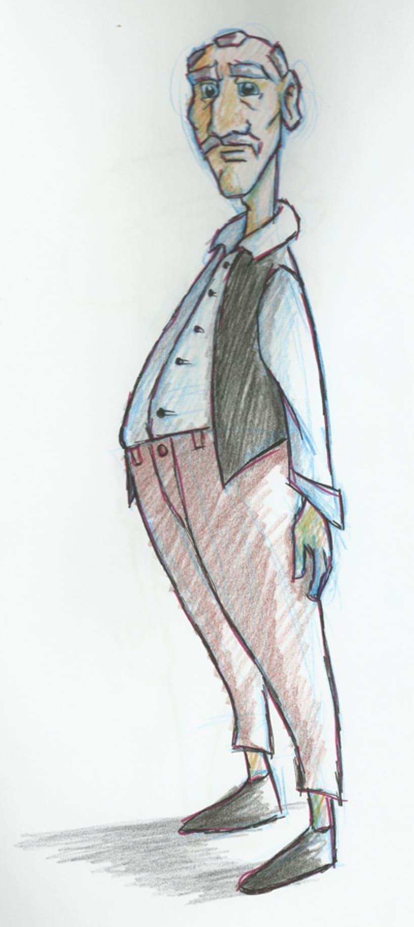 MEN - CHARACTER DESIGN 2012 6