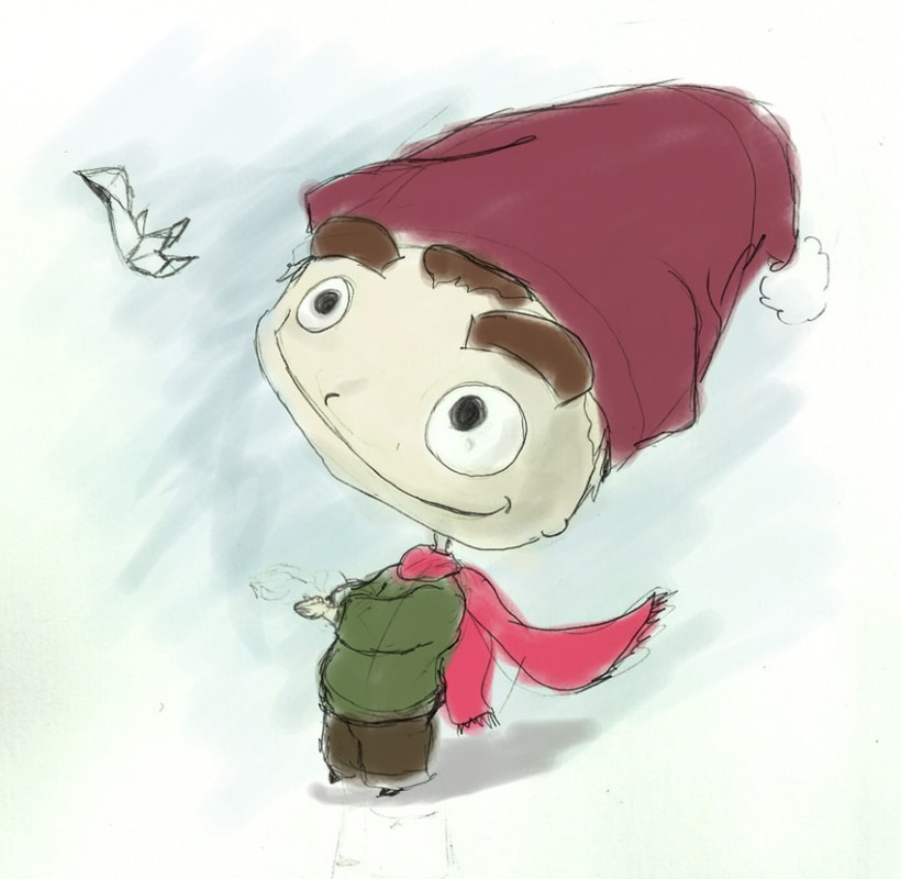 BOY - CHARACTER DESIGN 2012 12