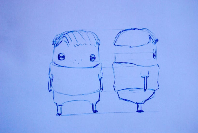 BOY - CHARACTER DESIGN 2012 10