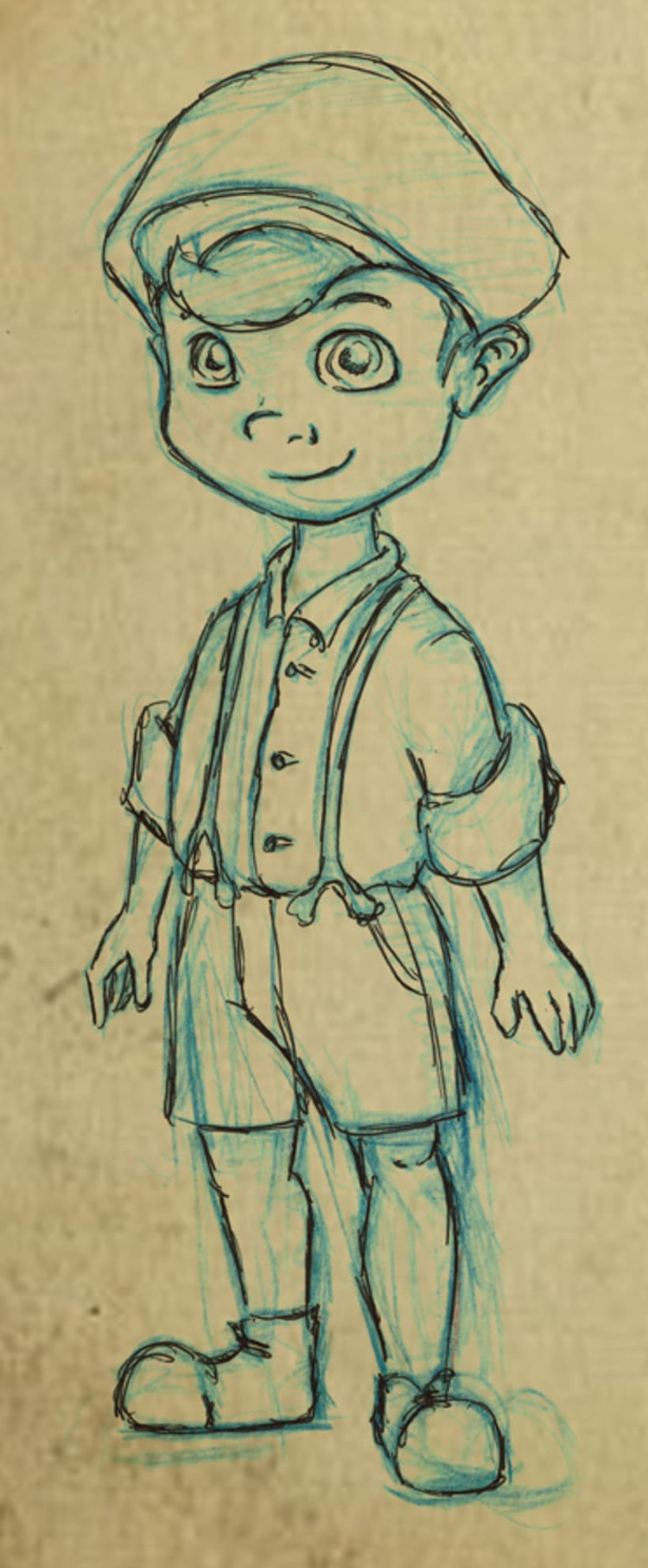 BOY - CHARACTER DESIGN 2012 6