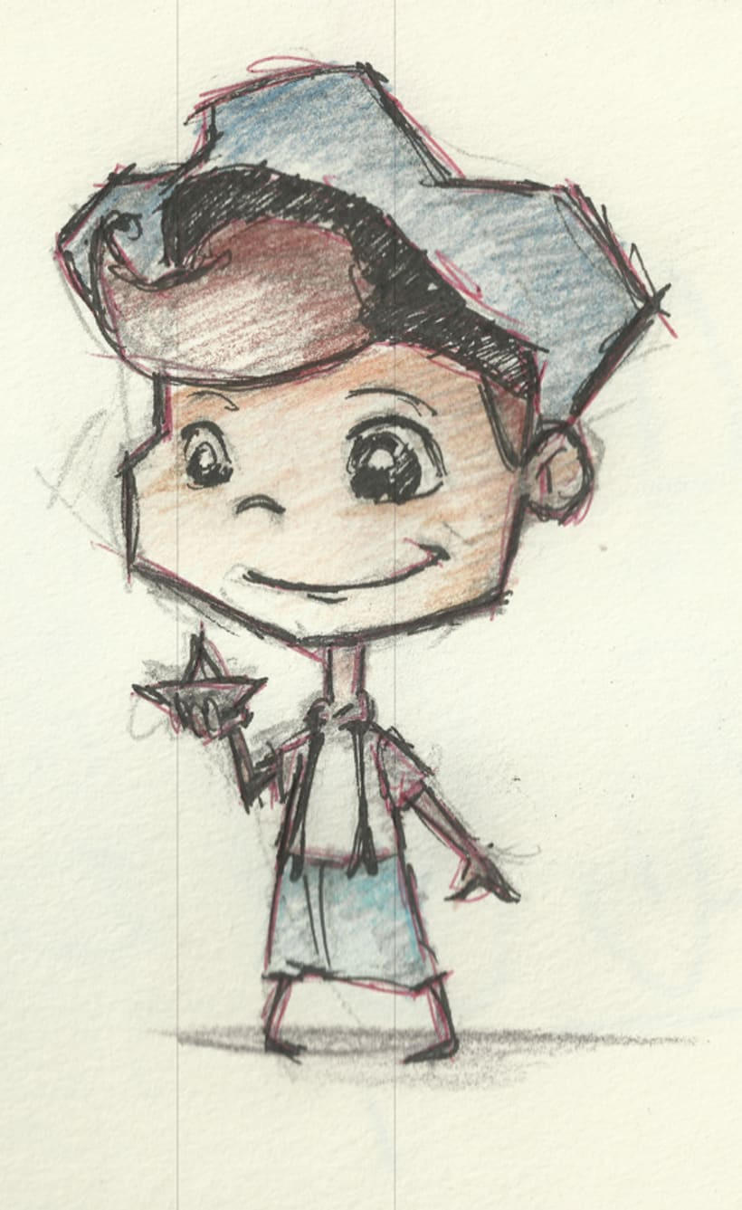 BOY - CHARACTER DESIGN 2012 4