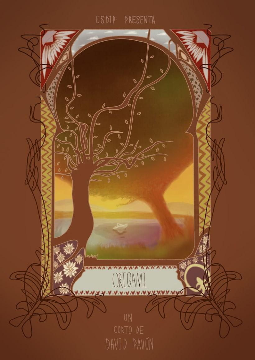 ORIGAMI - CONCEPT 4