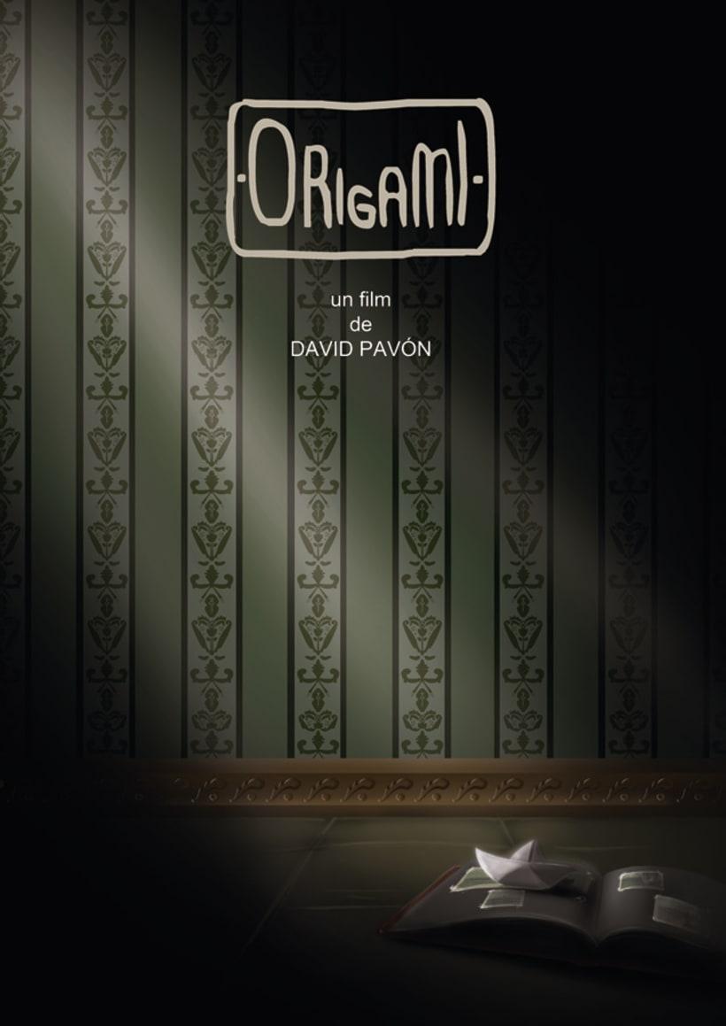 ORIGAMI - CONCEPT 3