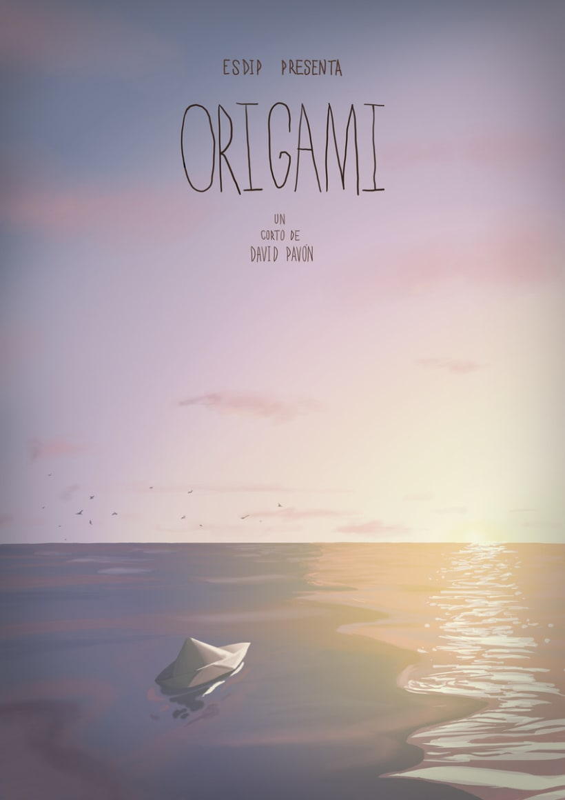 ORIGAMI - CONCEPT 2