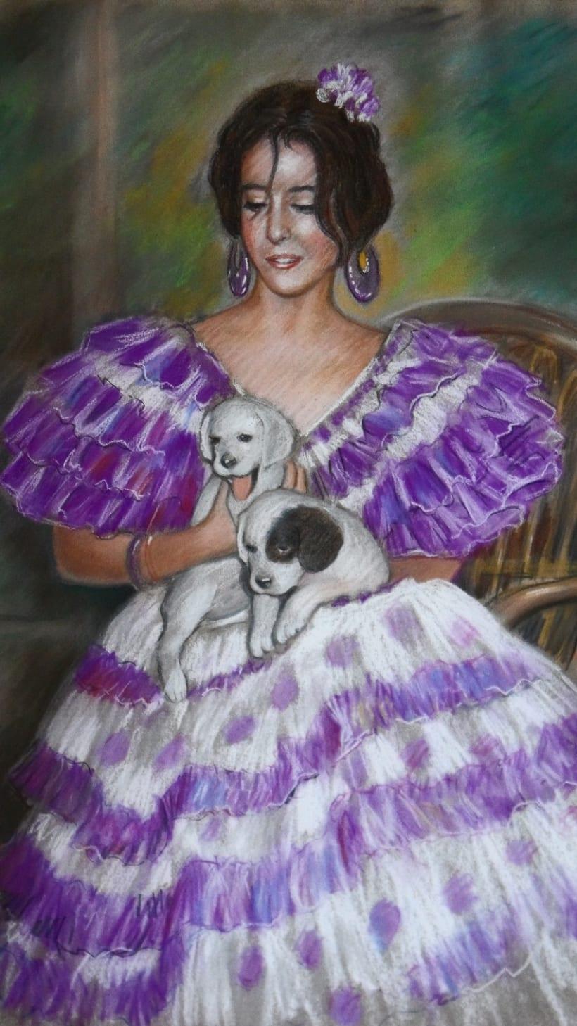 Retrato de Maria 2