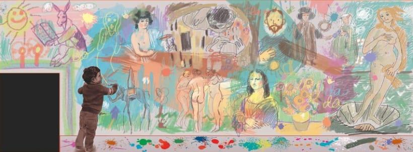 An artist 6