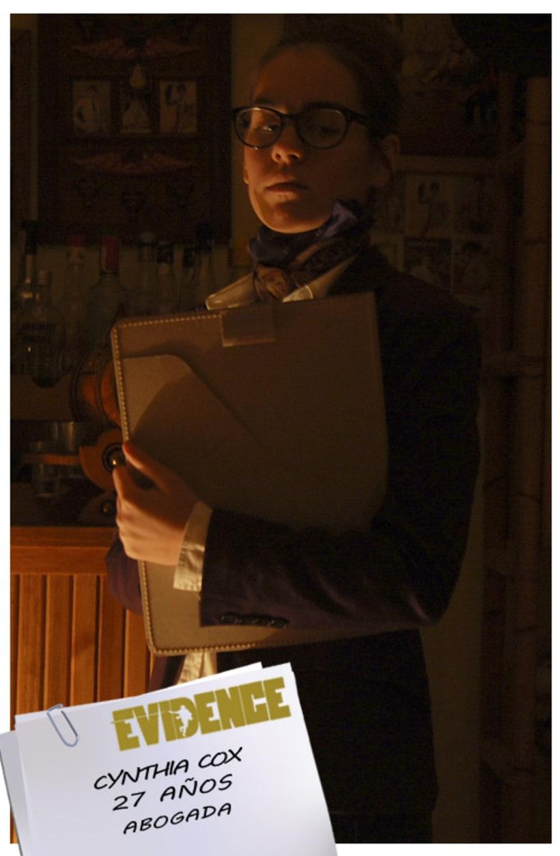 """""""Proyecto Evidence"""" Cartelería 7"""