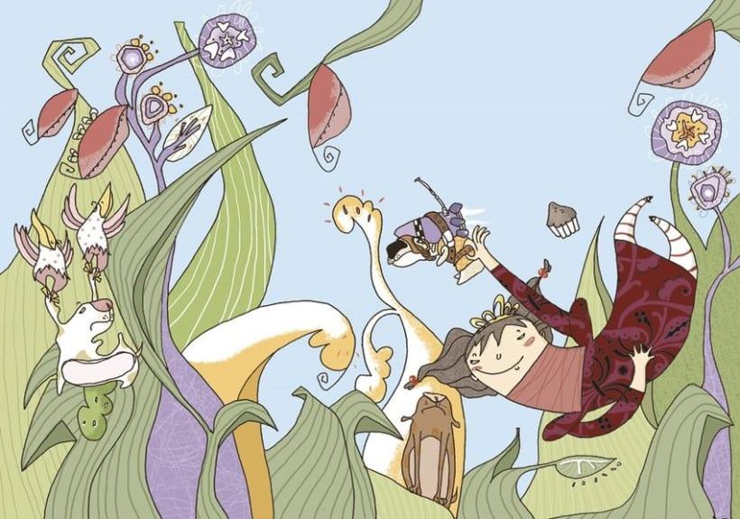 La Princesa Cagaire i Bufeta 2