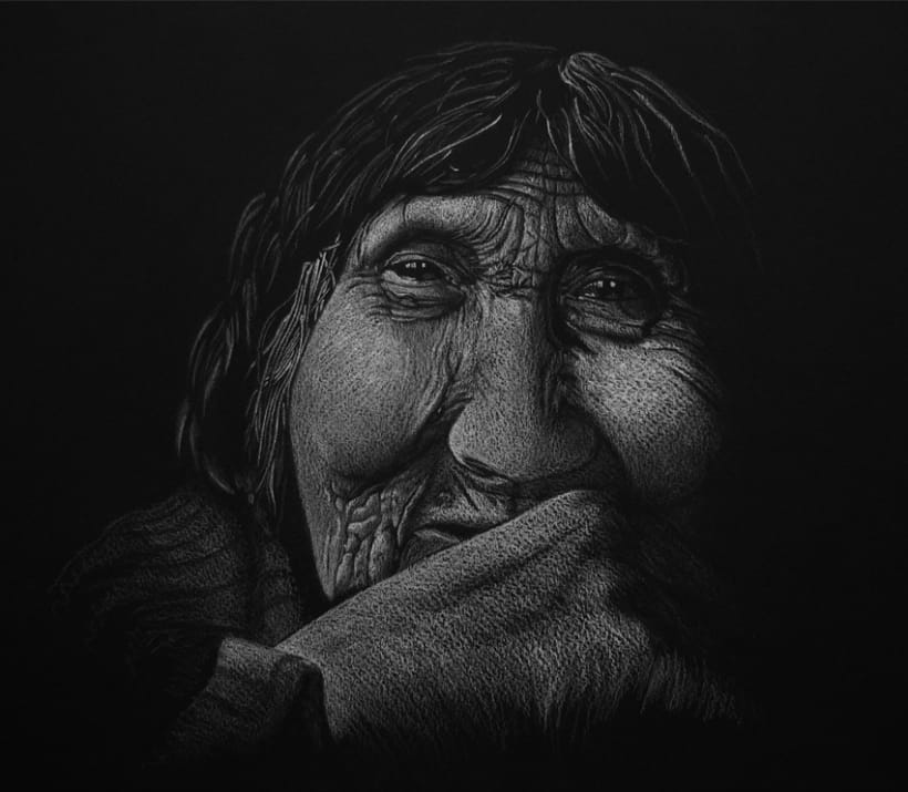Lola Kiepja - la última Selk`nam 1