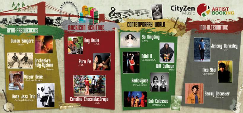 Cityzen Music 2