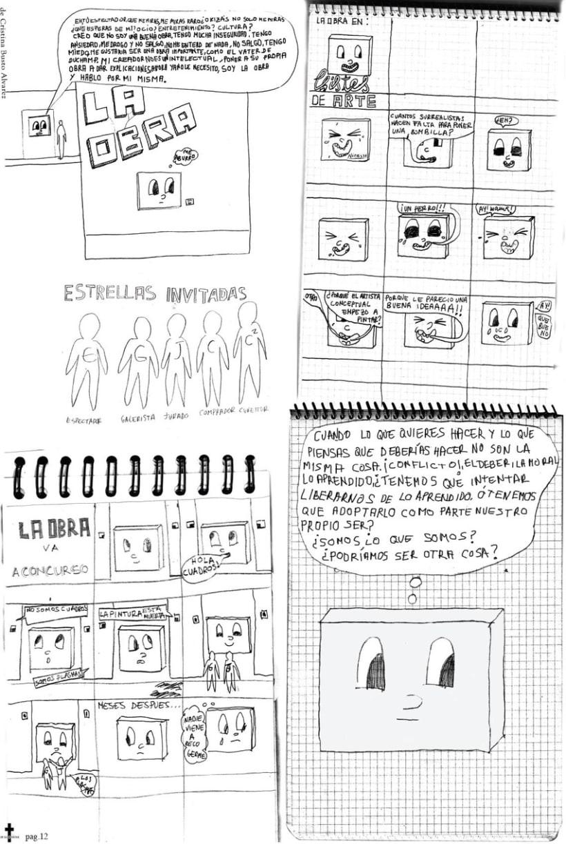 DEGuionistas, (contenidos) 12