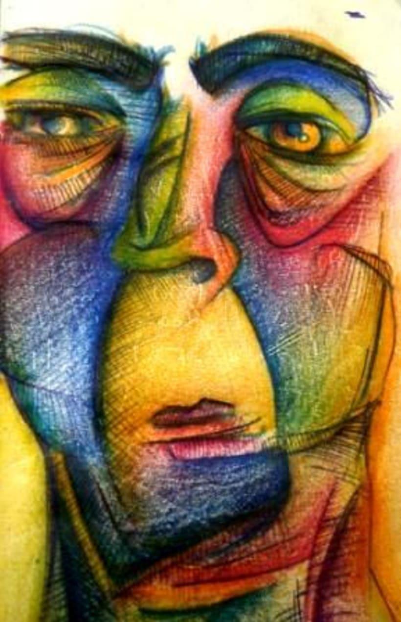 Moleskine | Dibujos y Bocetos 1