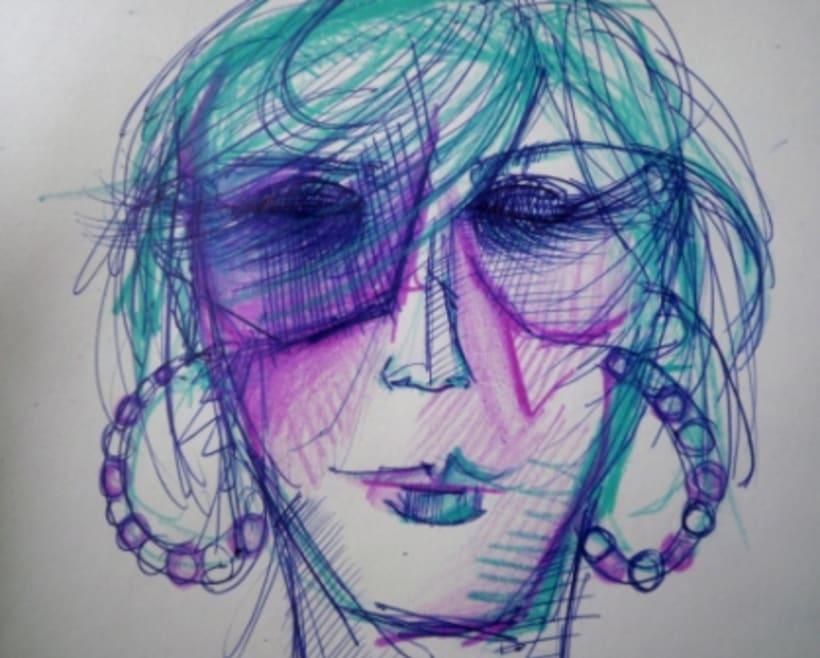 Moleskine | Dibujos y Bocetos 7