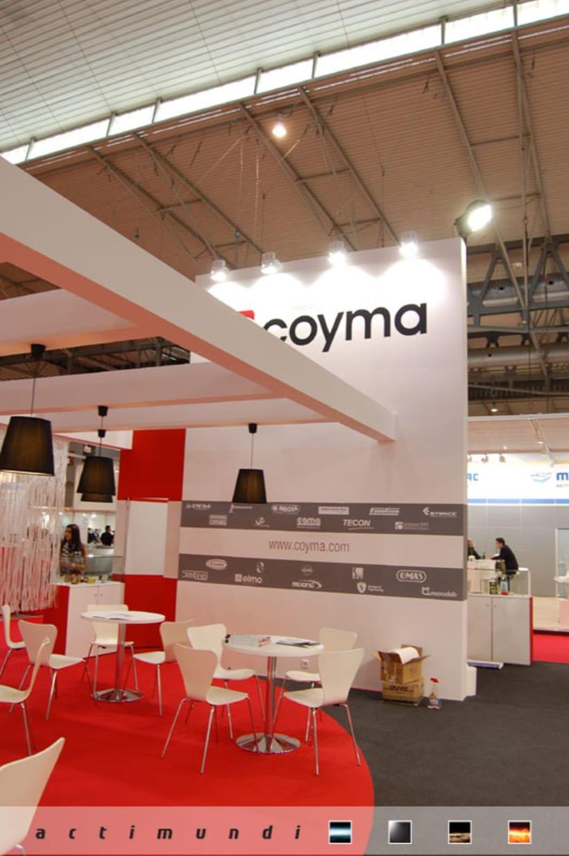 Hispack 2012 - Coyma 1