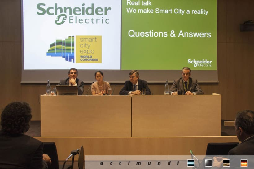 Smart City 2012 - Schneider 22