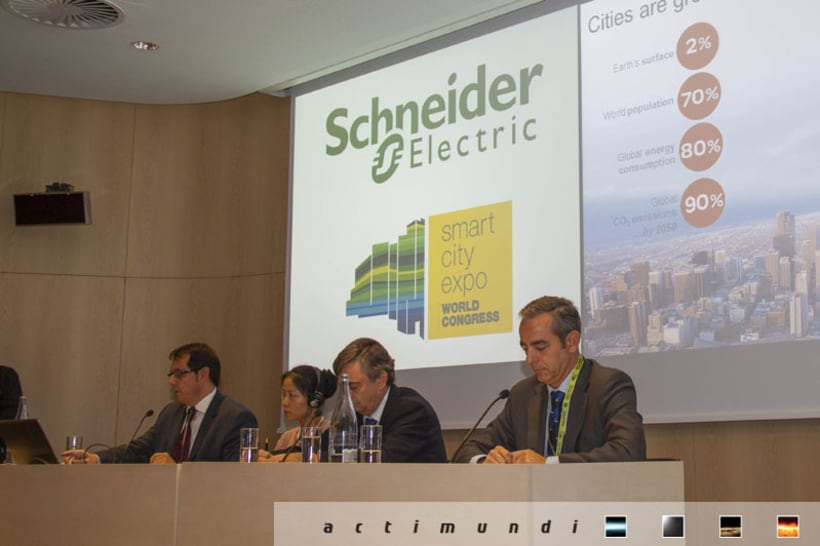 Smart City 2012 - Schneider 21